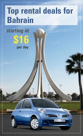 Bahrain Car Rental